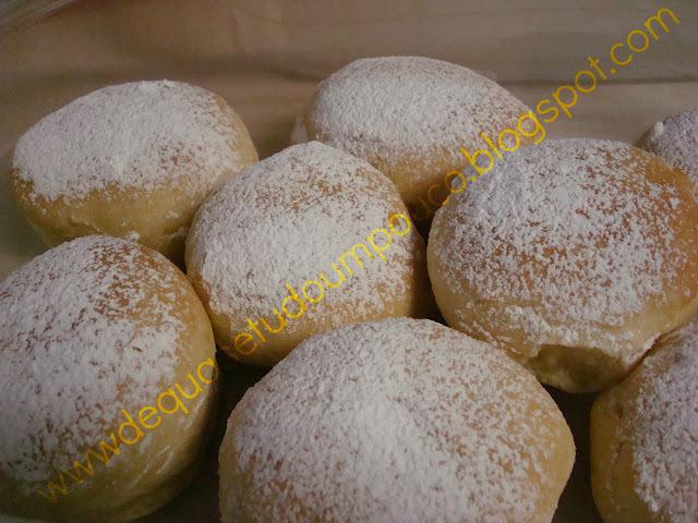 Doughnut assado