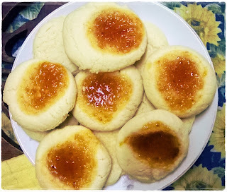 Masitas / Galletas dulces sin manteca (con aceite)