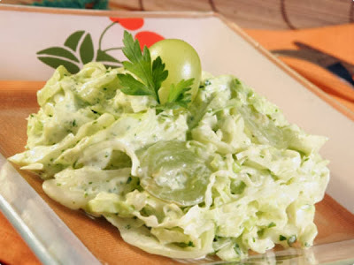 Salada de Microondas