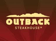 Comendo Fora - Outback Steakhouse