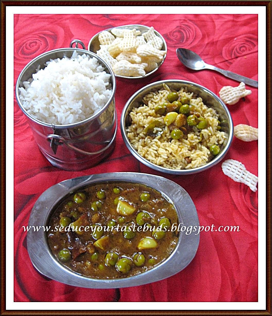 Sundakkai Poondu Kuzhambu | Turkeyberry- Garlic Stew