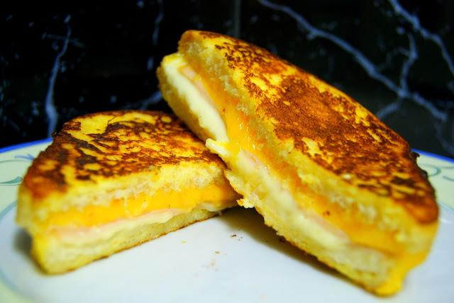 Sandwich Croque-Monsieur (mixto)