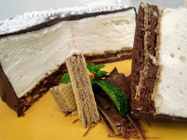 Torta de Marshmallow