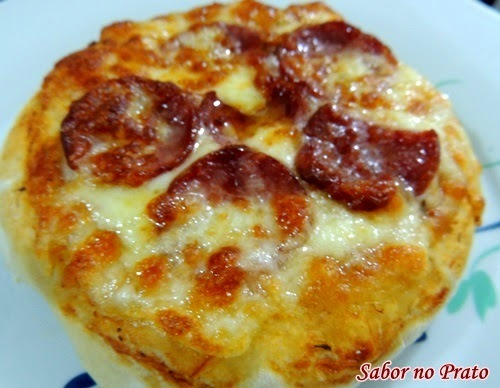 Minipizza na Air Fryer - Fritadeira sem Óleo