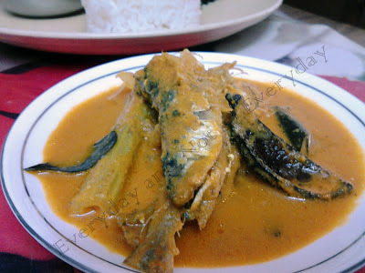 Kerala Sardine Curry with Drumsticks