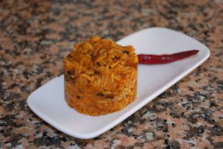 Arroz Thai (receta normal y de aprovechamiento)