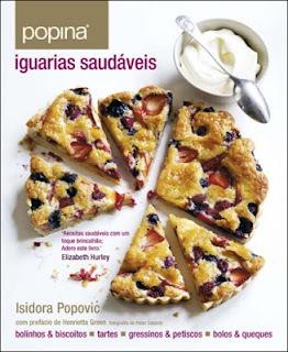 """""""Popina - Iguarias saudáveis"""" de Isadora Popovic"""