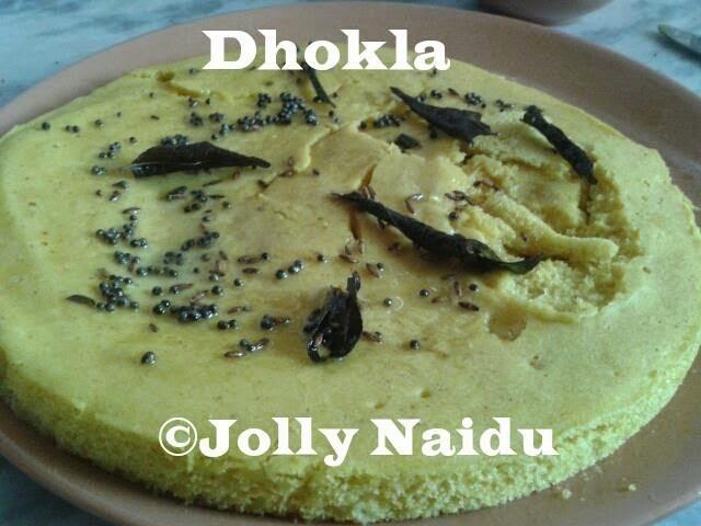 Khaman Dhokla | Steamed Gram Flour Snack