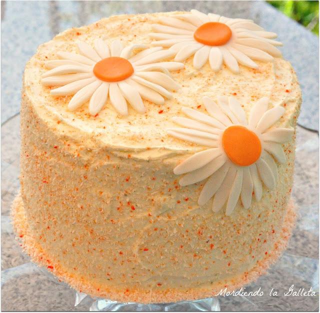Orange Velvet Cake
