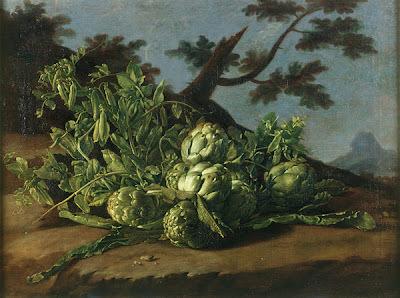 Alcachofras: prato dos nobres