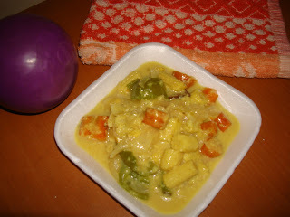 mixed vegetable -patiala style