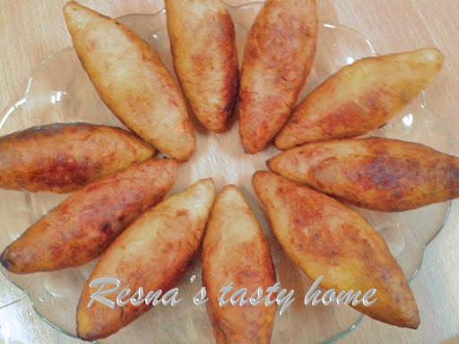 Unnakkaya/Kayada(Banana rolls)