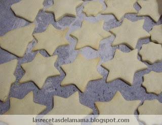 Receta de la Masa de galletas para decorar