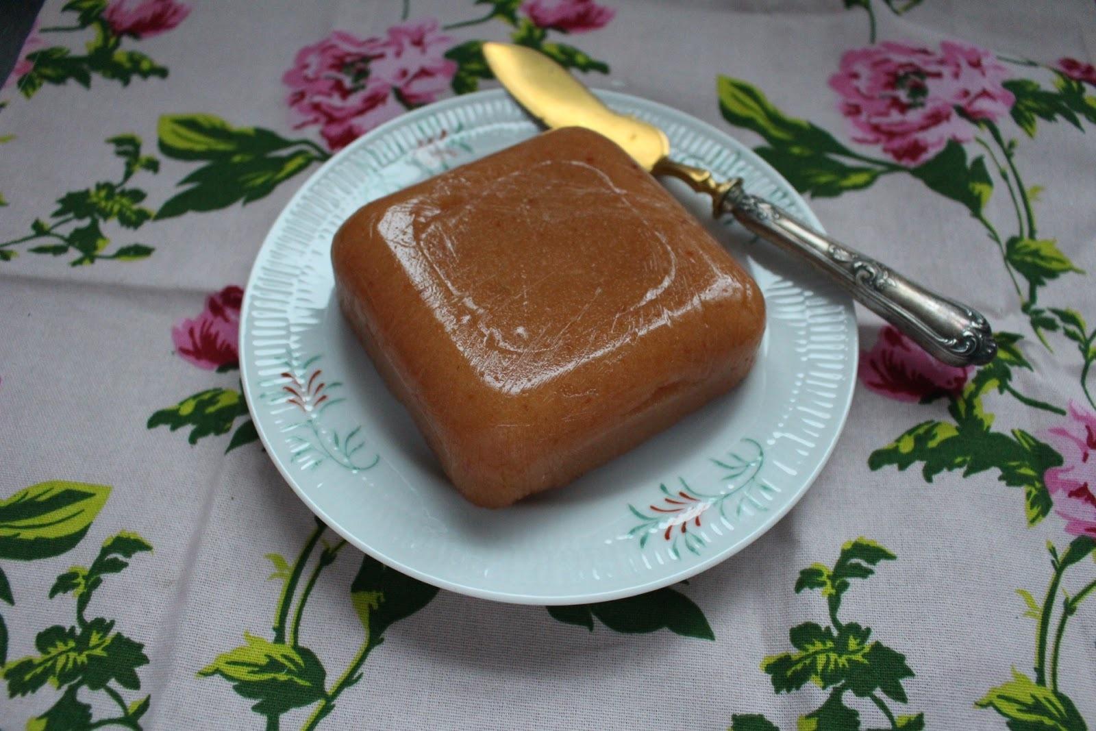 Cómo hacer dulce de membrillo en casa
