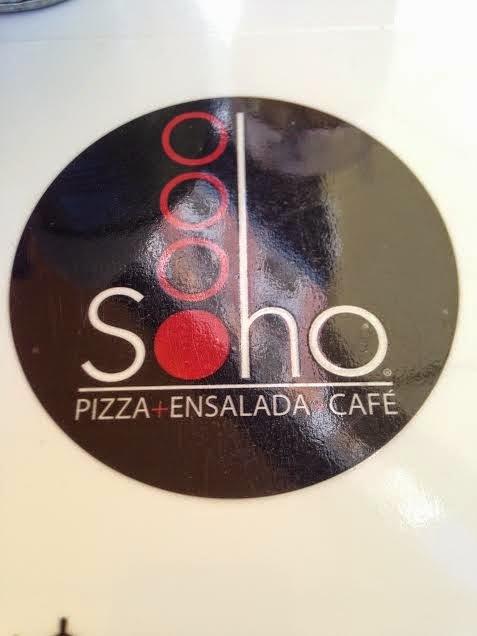 Soho Pizzas - Altamira - Caracas - Venezuela