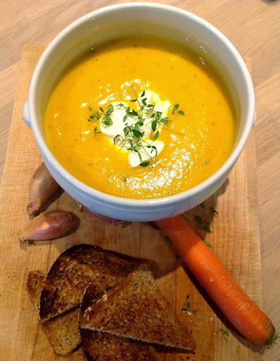 rotgrønnsaker suppe