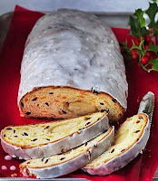 Stollen - Pão de Natal Austríaco