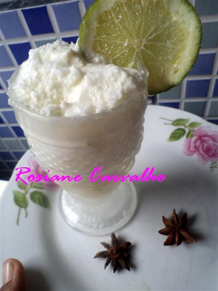 Limonada Suiça com refresco em pó da Rosiane