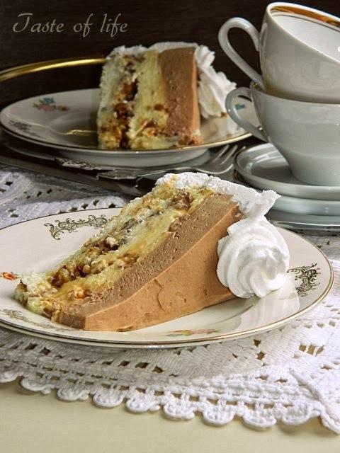 Monte torta za 20. rodjendan mog mezimca