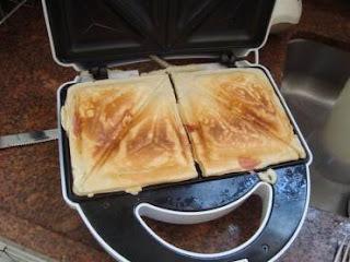 Crepe  suiço na sanduicheira !!!!