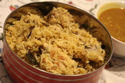 Chicken Pulao...simple and yummy...