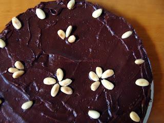 ingredientes para una torta de vainilla de un kilo