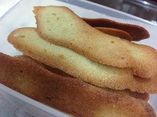吃甜甜-貓舌頭餅乾