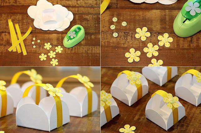 Fazendo em casa: 10 modelos de embalagens para doces