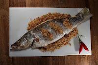 farofa de legumes para rechear peixe