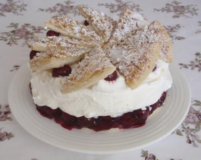 Oslava mojich narodenín č.1: Holandská višňová torta