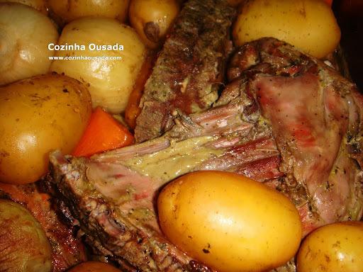 Barbacoa de Leitoa