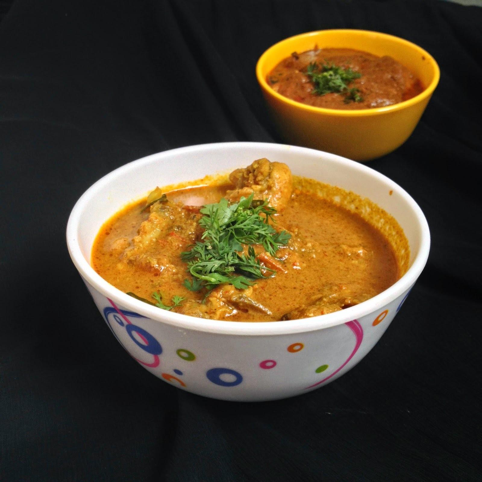 Chettinad kozhi kuzhambu,how to make chettinad kozhi kuzhambu,chicken kuzhambu