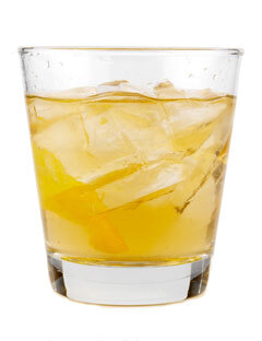 Cocktail gin