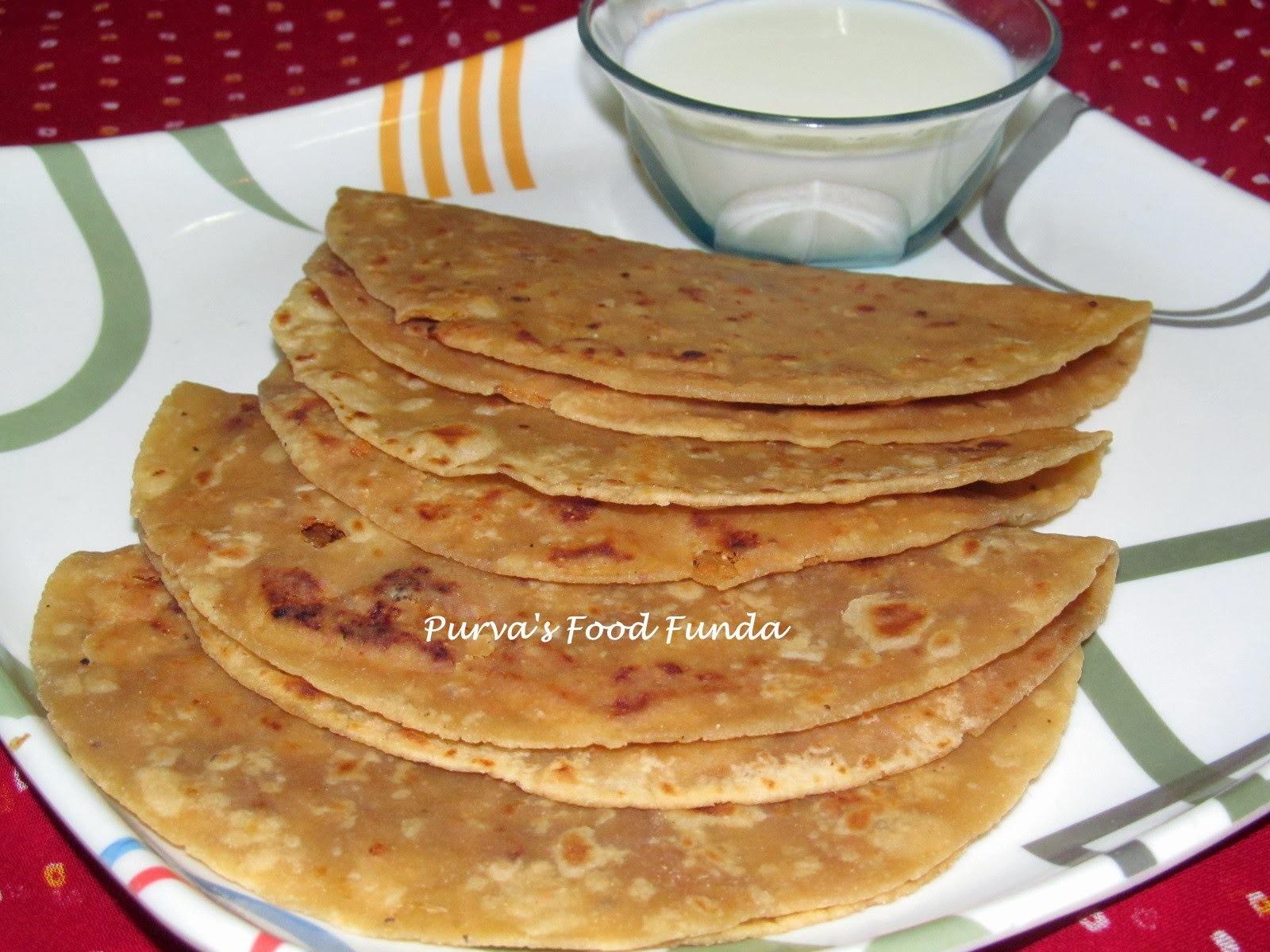 Khoya Roti  (Khavyachi Poli)
