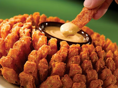Cebola do OutBack (Blooming Onion)