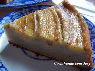 Torta Rápida de Banana
