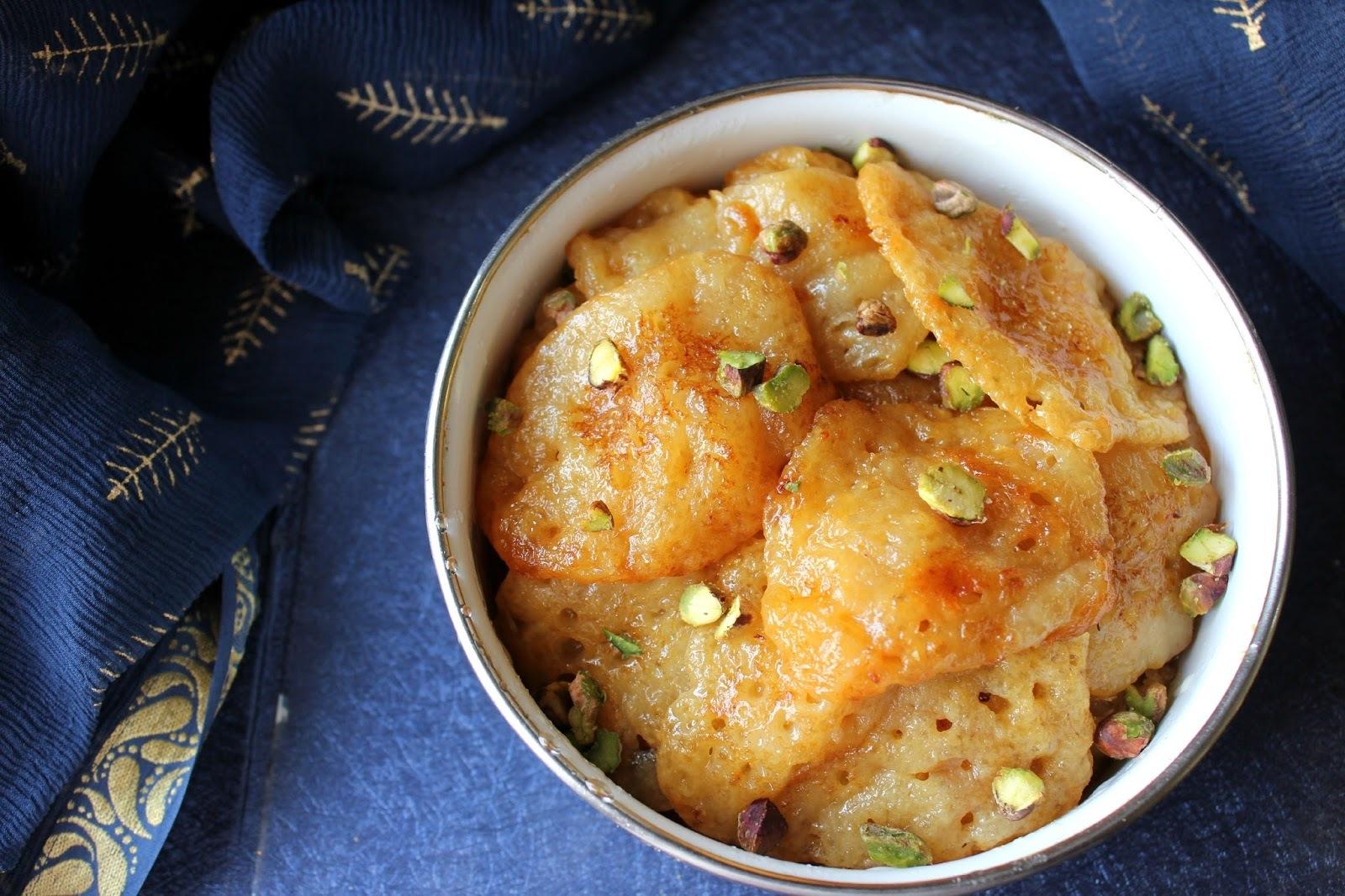 Malpua - Rajasthan Dessert