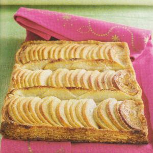 Tarte fine aux pommes (4 PP)