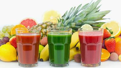 Guía A la Paula: Bebidas para desintoxicar el organismo.-