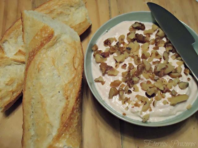 Pasta Suiça...Porque o carinho e a amizade não tem data certa para serem comemorados