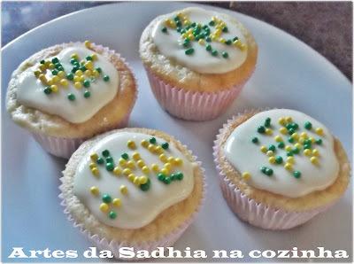 Cupcake de Limão / lançamento Fugini