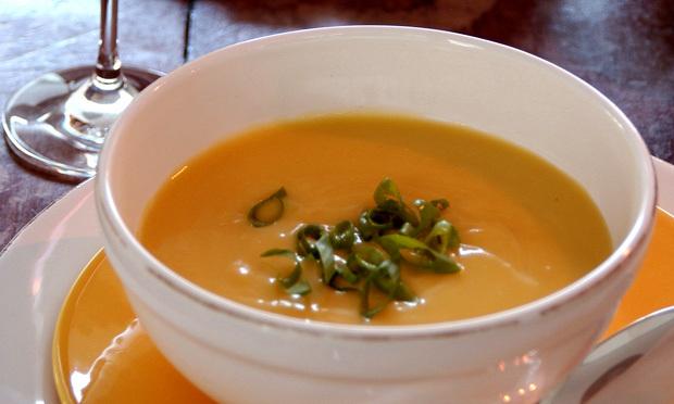 Sopa emagrecedora diurética