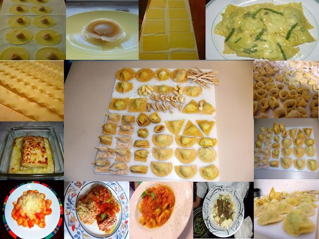 Para aonde vai a Moderna Cozinha Italiana ????