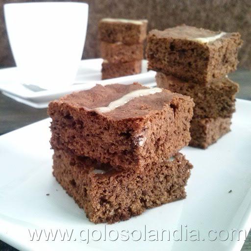 Brownies receta casera