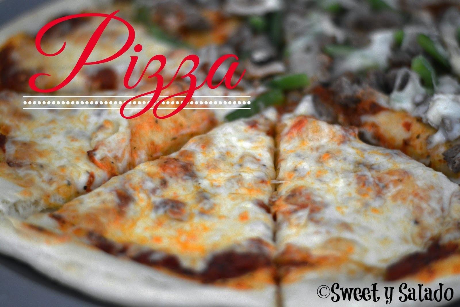 Pizza (Español)