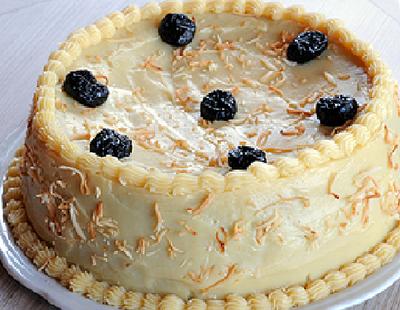 bolo de tapioca de caroço