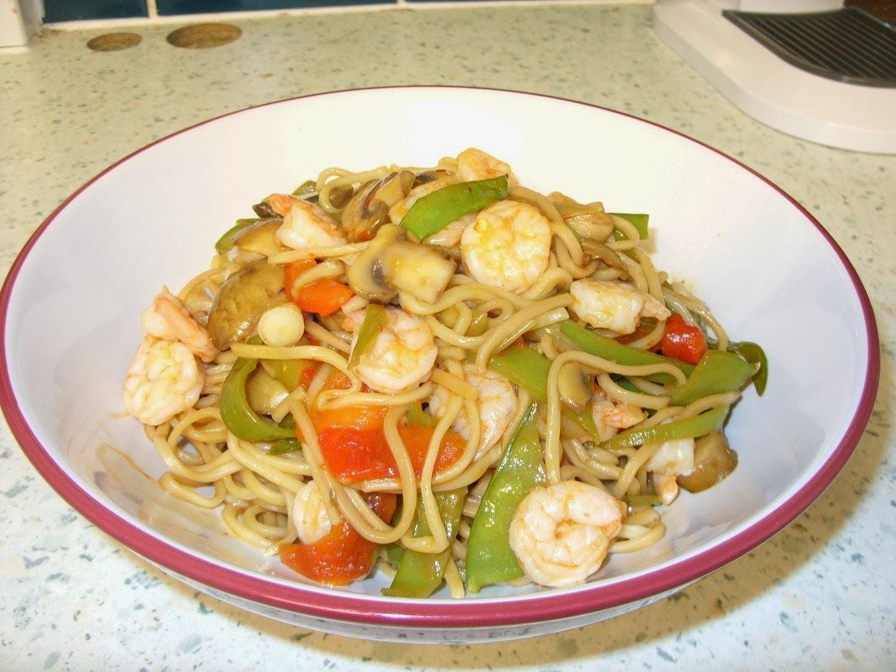 italian prawn starters