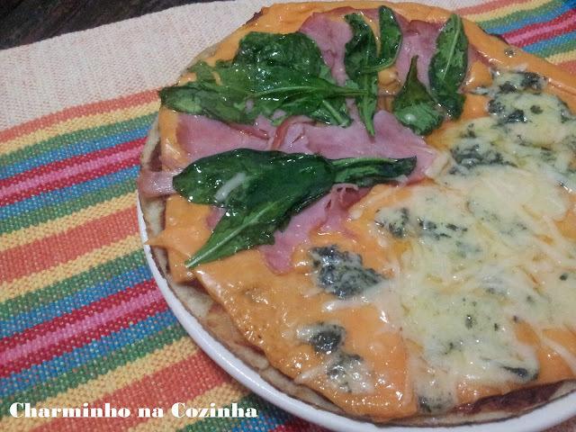 recheios para pizza caseira