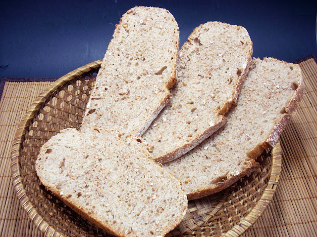 Pan de 3 Espeltas