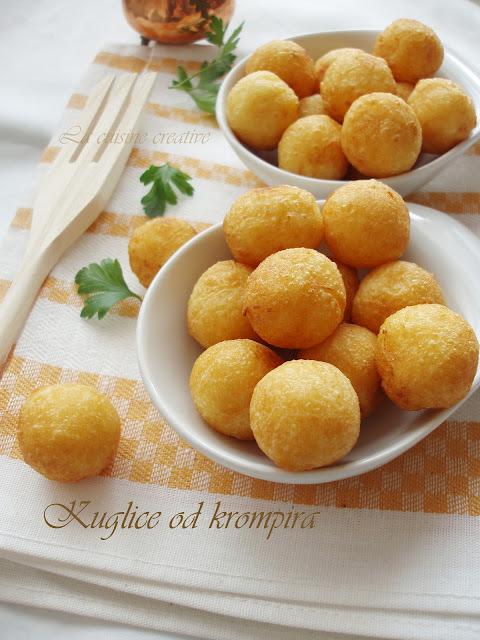 Kuglice od krompira... i jos po nesto:)